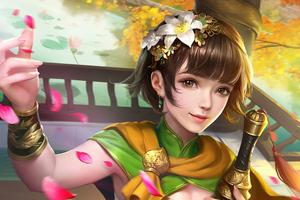 Princess 4kart Wallpaper