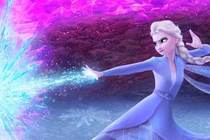 Princess Ana Frozen 2 Wallpaper