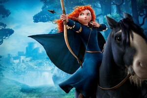 Princess Merida Wallpaper