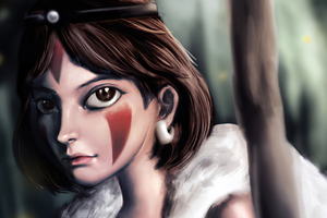 Princess Mononoke Anime