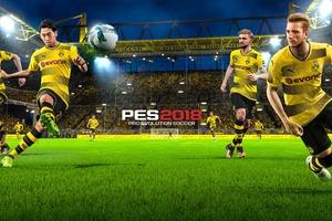 Pro Evolution Soccer 2018 4k