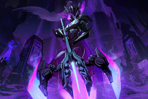 Project Hunters Vayne League Of Legends 2020 4k Wallpaper