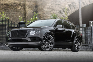 Project Kahn Bentley Bentayga 2018 Wallpaper