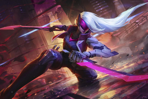 Project Katarina League Of Legends 4k
