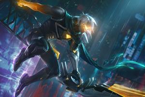Project Varus League Of Legends Wallpaper