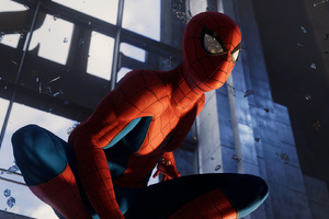 Ps4 Spiderman 2018