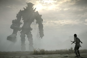 PSX 2017 Shadow Of The Colossus Collectors Edition PS4 Pro Wallpaper
