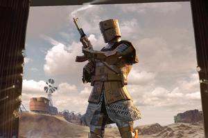 Pubg Cardboard Warrior