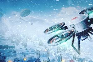 Pubg Drone 4k