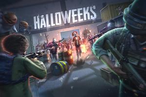 Pubg Halloweeks 2019