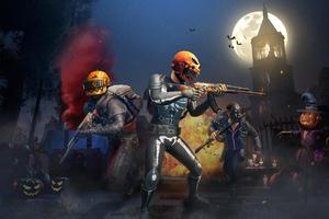 Pubg Halloween Update 4k
