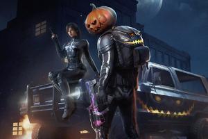 Pubg Halloween