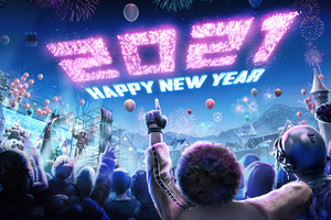 Pubg Happy New Year 2021
