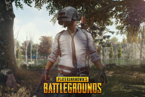 Pubg Mobile Helmet Guy Wallpaper