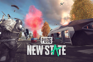 Pubg New State 2021 Wallpaper