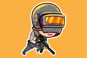 Pubg Soldier Minimal 8k