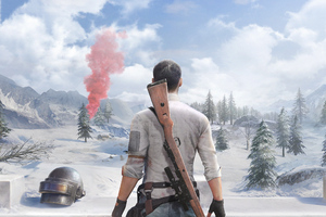 Pubg Winter Wallpaper