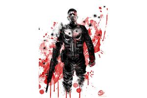 Punisher 4kart Wallpaper
