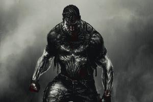Punisher New Art
