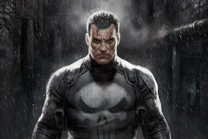 Punisher Newart