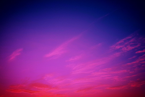 Purple Sky Wallpaper