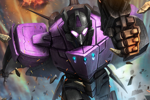 Purple Transformers