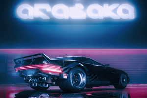 Quadra Turbo R V Tech In Cyberpunk 2077