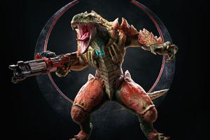 Quake Champions Sorlag 4k