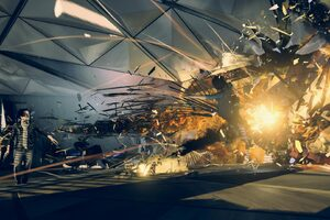 Quantum Break Abstract