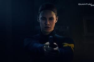 Quantum Break Gun