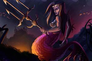 Queen Mermaid 4k