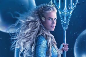 Queen Of Atlantis Aquaman Wallpaper