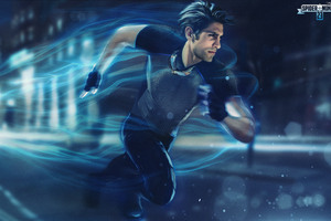 Quicksilver Cosplay Wallpaper