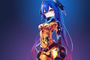 Quna Phantasy Star Online 2 4k