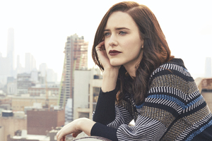 Rachel Brosnahan Bustle Magazine 2019 5k New Wallpaper