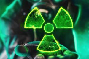 Radioactive Hoodie Guy 4k