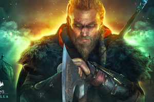 Ragnar Lothbrok Assassins Creed Valhalla 4k Game