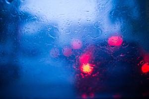 Rain Macro 4k