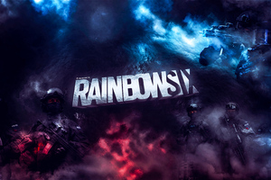 Rainbow Six Siege 4k Artwork Wallpaper