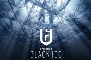 Rainbow Six Siege Opeation Black Ice Wallpaper
