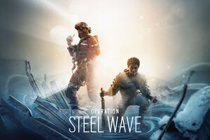 Rainbow Six Siege Operation Steel Wave 2020 Wallpaper