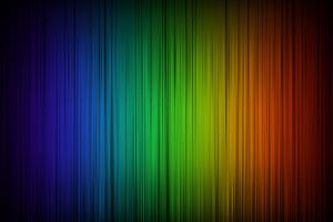 Rainbow Spectrum 4k Wallpaper