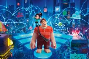 Ralph Breaks The Internet Wreck It Ralph 2 15k Wallpaper