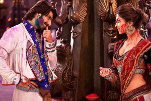 Ram Leela Movie Scene