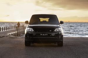 Range Rover Autobiography 5k Wallpaper