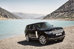 Range Rover Beach