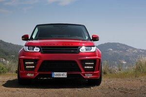 Range Rover CLR RS Lumma Design