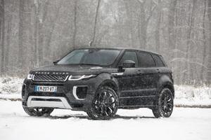 Range Rover Evoque Autobiography Si4 In Snow