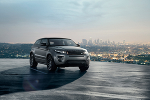 Range Rover Evoque Coupe Wallpaper