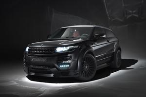 Range Rover Evoque Tuned Wallpaper